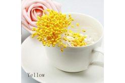 Тычинка для цветов жёлтая