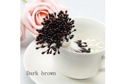 Тычинка для цветов темно-коричнева