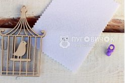 Фетр корейский жесткий 1,2 мм разные размеры