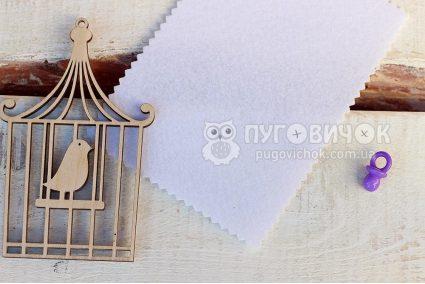 Фетр корейський жорсткий 1,2 мм різні розміри