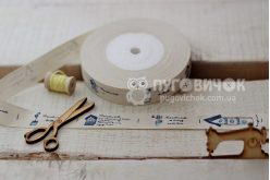 "Стрічка декоративна 2,0см (23м) ""Handmade"""