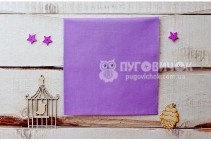 Ткань однотонная фиолетовая