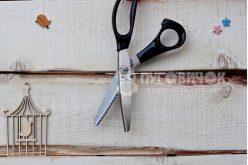 """Ножиці фігурні """"Хвиля"""" 5мм, 240мм"""