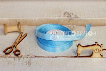 Стрічка атласна 1,2см в асортименті
