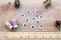 Очі декоративні круглі (2шт.)