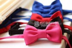"""Краватка """"Метелик"""" однотонна"""