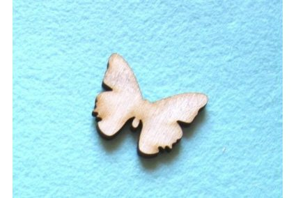 """Заготовка для декору """"Метелик"""" 42*34мм"""