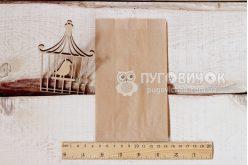 Крафт-пакет 17х10 см