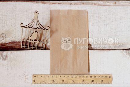 Крафт-упаковка 17*10*5см бежевая
