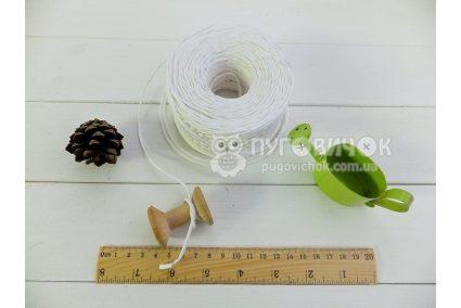 Шпагат бумажный 1,0мм белый