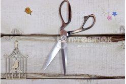 Ножницы прямые бронзовые 240мм