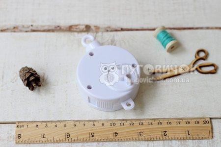 Блок для мобілю музичний (з ручним заведенням)