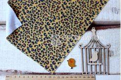Фетр корейський м'який з візерунком леопард