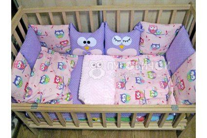 Детская постель (комплект)
