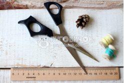 Ножиці прямі 180мм