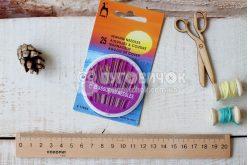 Набір голок для шиття та вишивання PONY