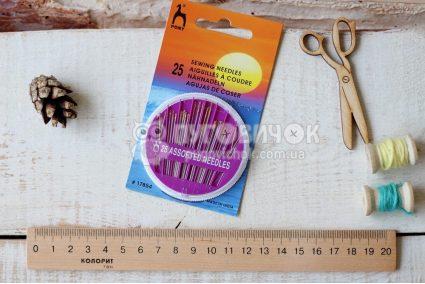 Набор игл для шитья и вышивания PONY
