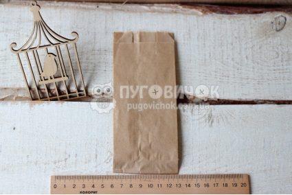 Крафт-упаковка 17*07*5см бежевая