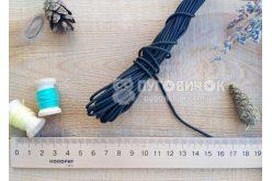 Резинка эластичная круглая 1 мм