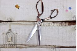 Ножницы прямые бронзовые 200мм