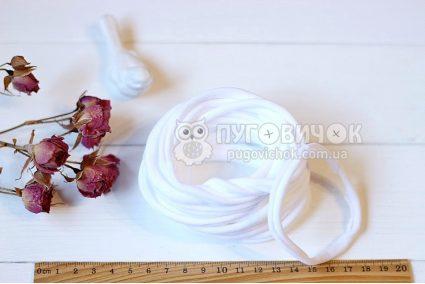 Резинка-пов'язка нейлонова м'яка  (One Size) Китай