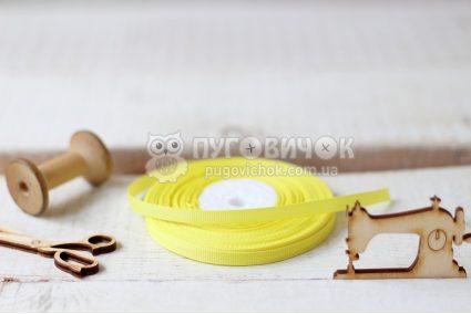 Стрічка репсова 0,6см в асортименті