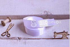 Стрічка атласна 2,5см (бобіна) в асортименті
