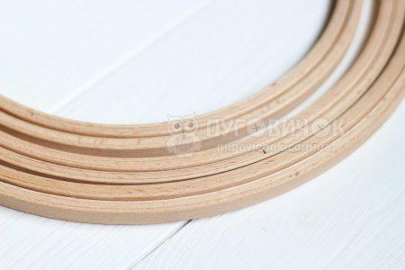 Кільце дерев'яне для мобілю 25 см Nurge
