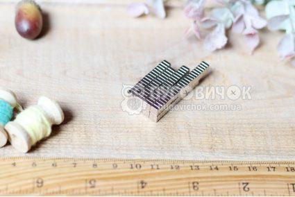 Магнит неодимовый квадратный 5*1,5 мм