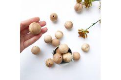 Бусина шар яблоневая 30 мм