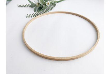 Кольцо пятислойное буковое для мобиля 22 см (5*9мм)