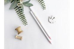 Олівець зникаючий STANDARD білий