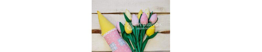 Готовые изделия ручной работы - подарки для детей, женщин и мужчин к празднику